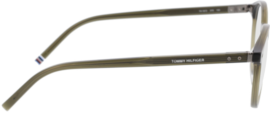 Picture of glasses model Tommy Hilfiger TH 1813 3Y5 49-21 in angle 90