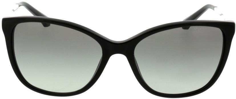 Picture of glasses model Emporio Armani EA4025 501711 55-17 in angle 0