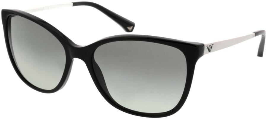 Picture of glasses model Emporio Armani EA4025 501711 55-17 in angle 330