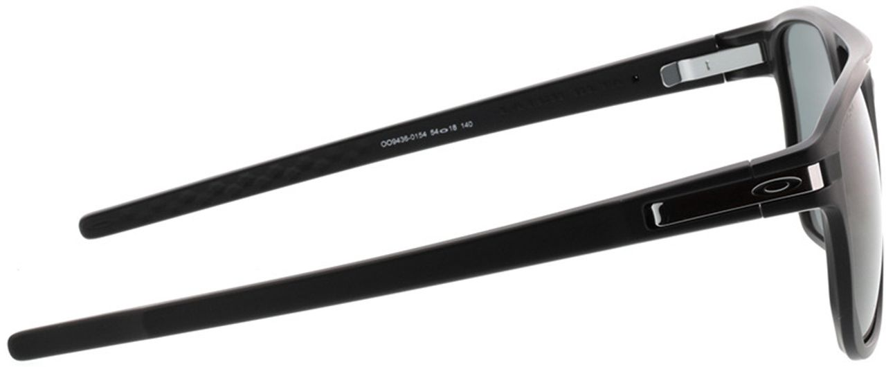 Picture of glasses model Oakley Latch Beta OO9436 01 54-18 in angle 90