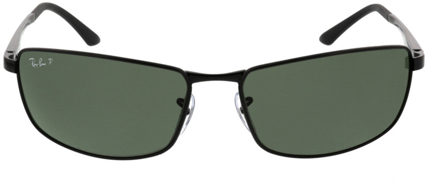 Picture of glasses model Ray-Ban RB3498 002/9A 64-17 in angle 0