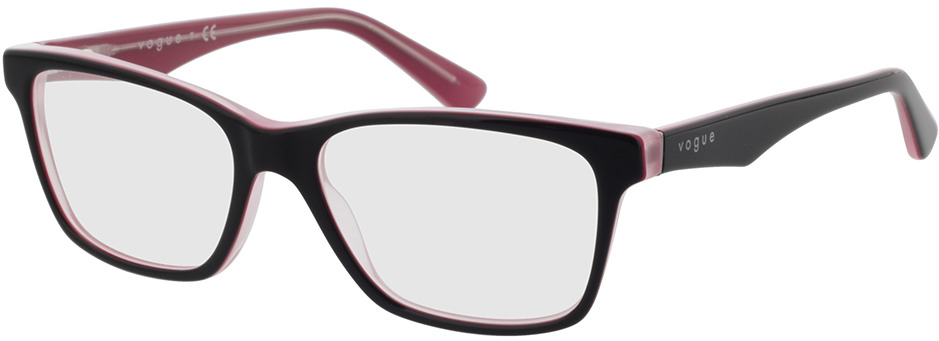 Picture of glasses model Vogue VO2787 2771 53-16 in angle 330