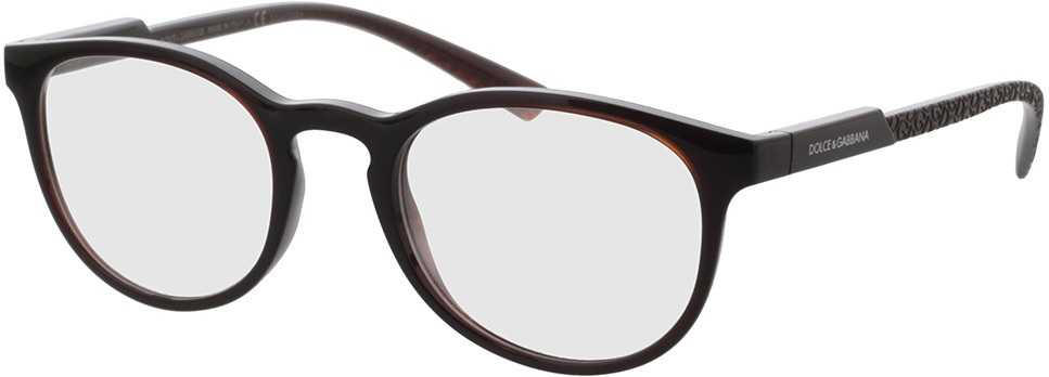 Picture of glasses model Dolce&Gabbana DG5063 3295 51-21 in angle 330