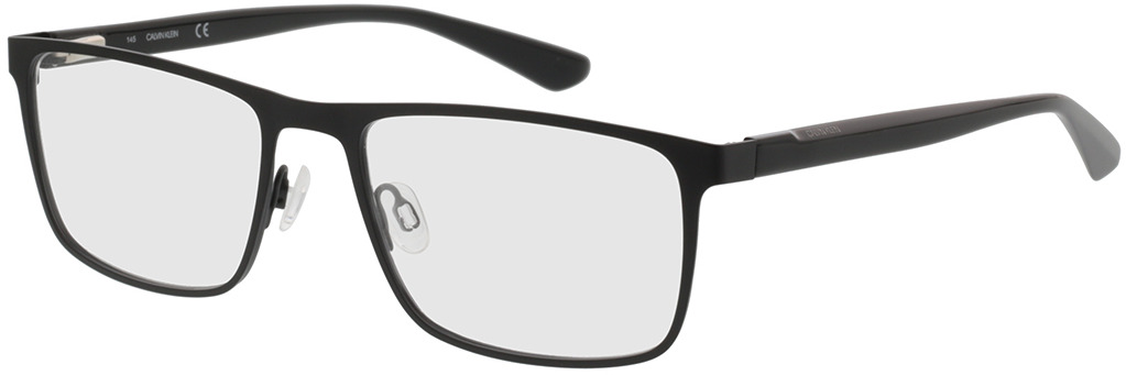 Picture of glasses model Calvin Klein CK20316 001 56-18 in angle 330