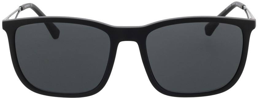Picture of glasses model Emporio Armani EA4154 500187 56-18 in angle 0