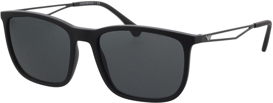 Picture of glasses model Emporio Armani EA4154 500187 56-18 in angle 330