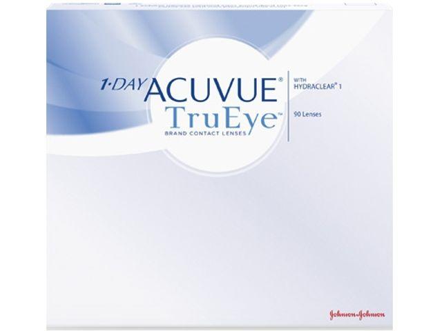 1-Day Acuvue TruEye 90er Box