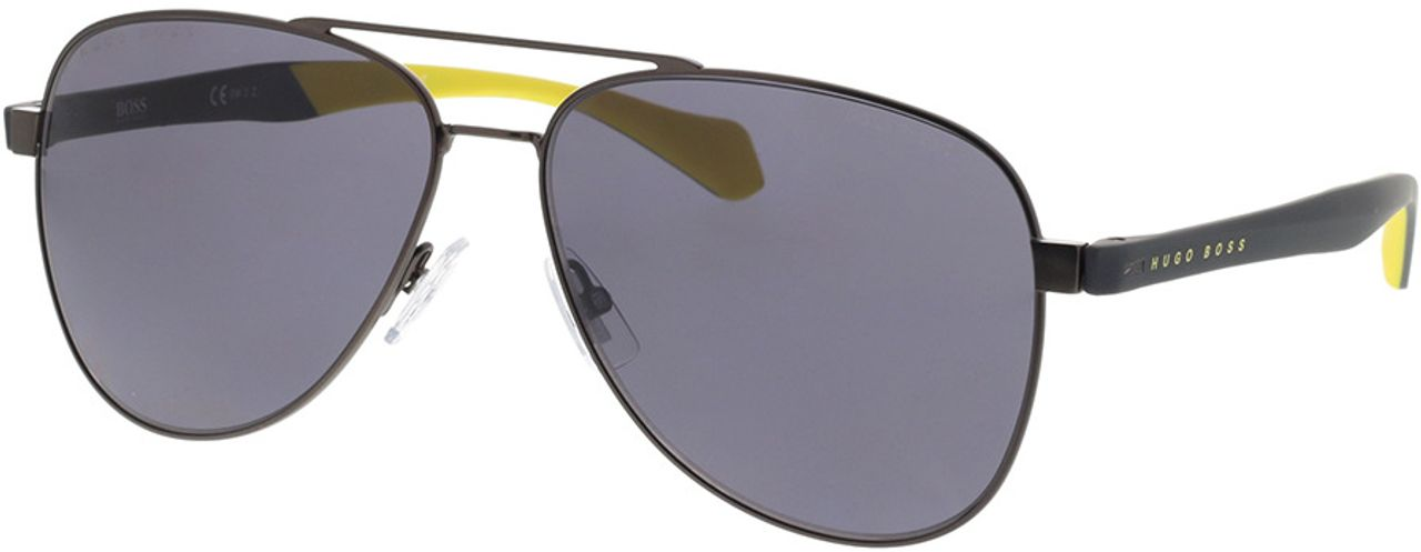 Picture of glasses model Boss BOSS 1077/S SVK 60-14 in angle 330
