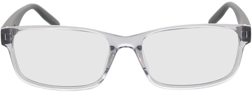 Picture of glasses model Puma PU0278O-004 57-17 in angle 0