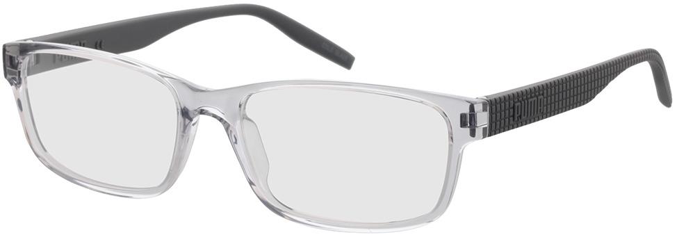 Picture of glasses model Puma PU0278O-004 57-17 in angle 330