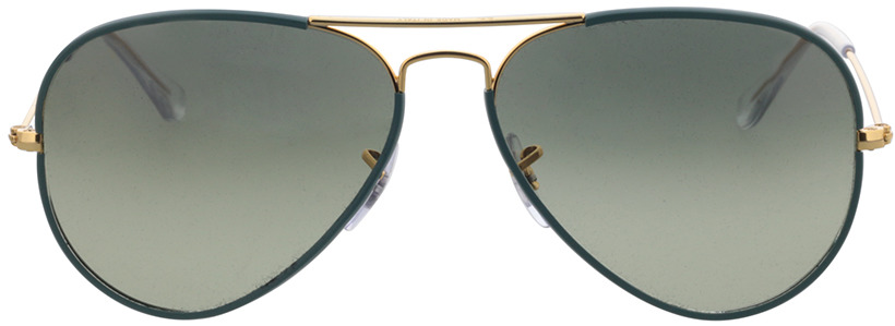 Picture of glasses model Ray-Ban RB3025JM 9196BH 58-14 in angle 0