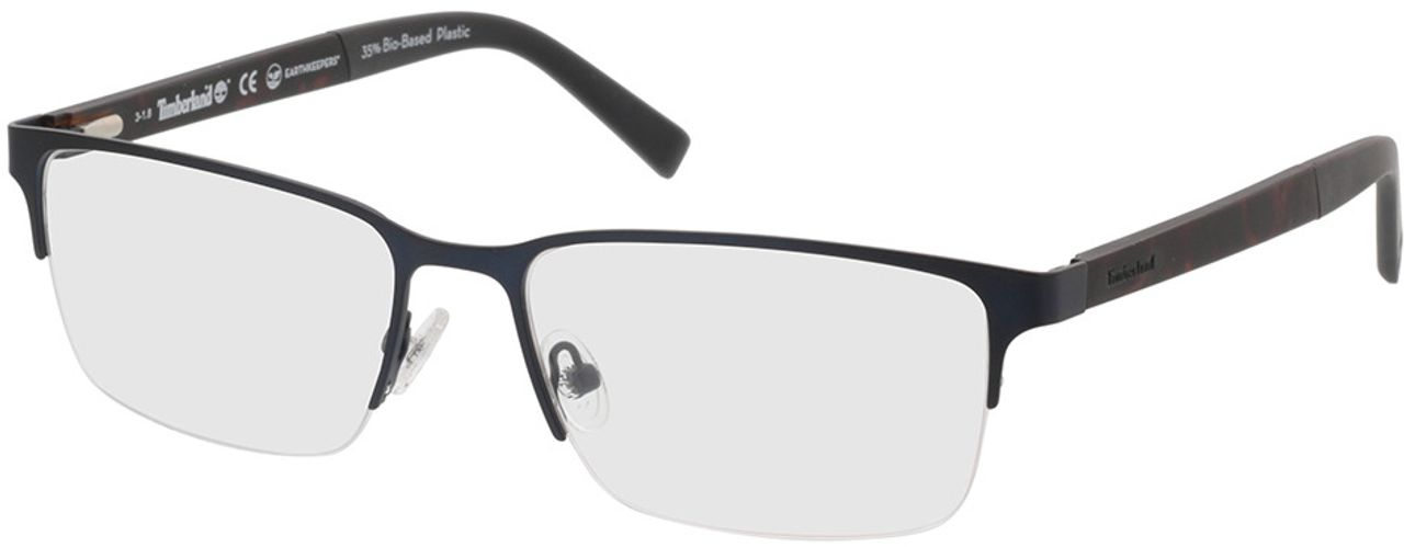 Picture of glasses model Timberland TB1585 091 58-18 in angle 330