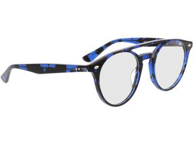 Brille Tumut-blau