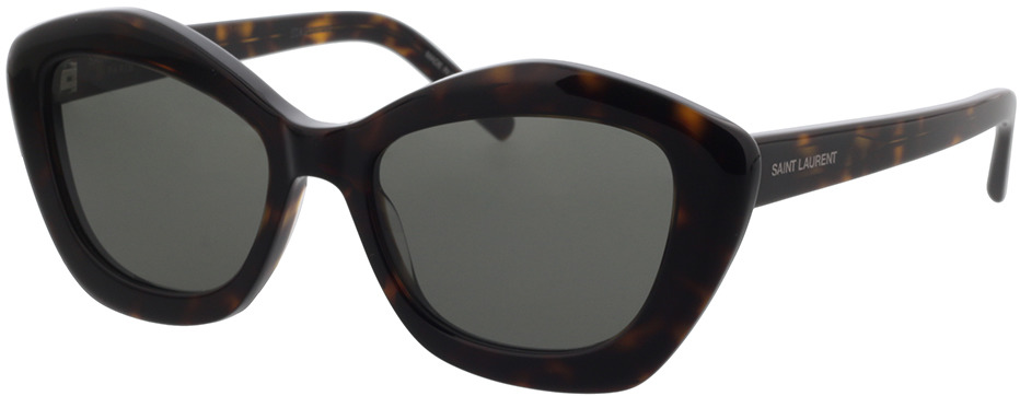 Picture of glasses model Saint Laurent SL 423-002 in angle 330