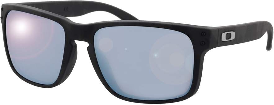 Picture of glasses model Oakley OO9102 9102T9 55-18 in angle 330