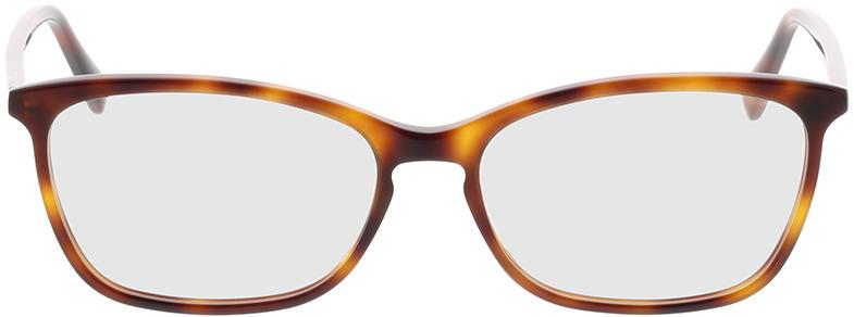 Picture of glasses model Gucci GG0548O-006 55-16 in angle 0