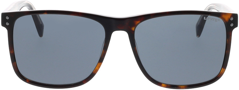 Picture of glasses model Levi's LV 5004/S 086 57-16 in angle 0