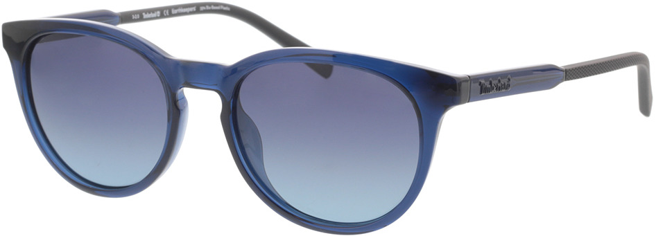 Picture of glasses model Timberland TB 9256 90D 52-18 in angle 330