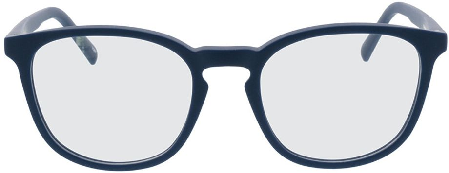 Picture of glasses model Ivy-blau in angle 0