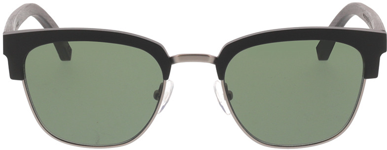 Picture of glasses model TAKE A SHOT Lynch: Schwarzes Eichenholz 50-20 in angle 0