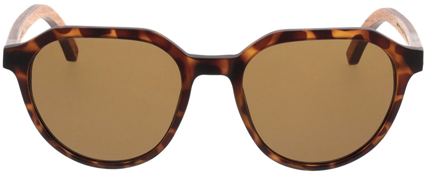 Picture of glasses model TAKE A SHOT Francis: Kirschholz 52-19 in angle 0