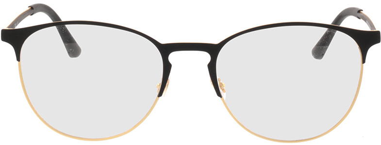 Picture of glasses model Ray-Ban RX6375 3051 53-18 in angle 0