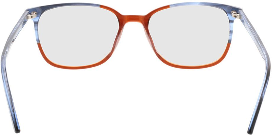 Picture of glasses model Licata-grey-mottled-brown in angle 180