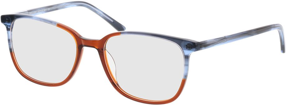 Picture of glasses model Licata-grey-mottled-brown in angle 330