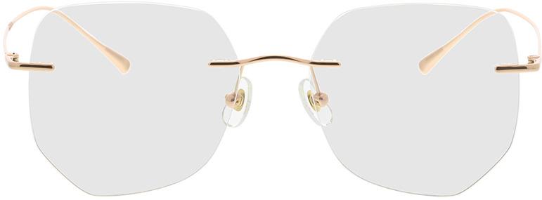 Picture of glasses model Bolon BJ1391 B30 53-17 in angle 0