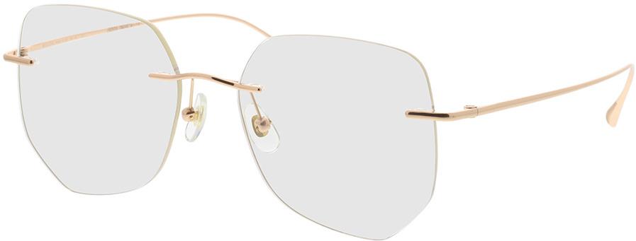 Picture of glasses model Bolon BJ1391 B30 53-17 in angle 330