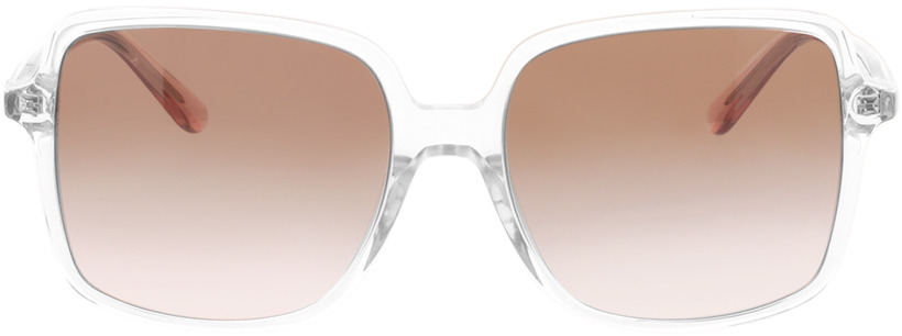 Picture of glasses model Michael Kors Isle Of Palms MK2098U 367813 56-17 in angle 0