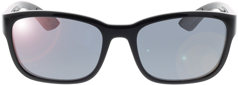 Picture of glasses model Prada Linea Rossa PS 05VS 1AB5L0 57-19 in angle 0