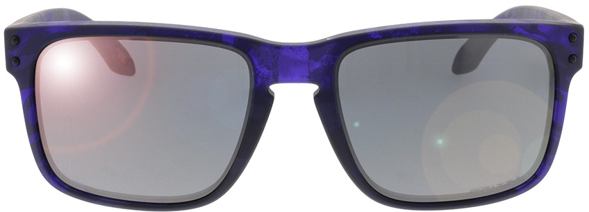 Picture of glasses model Oakley Holbrook OO9102 O4 55-18 in angle 0