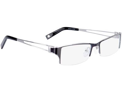 Brille Lesko-schwarz/silber