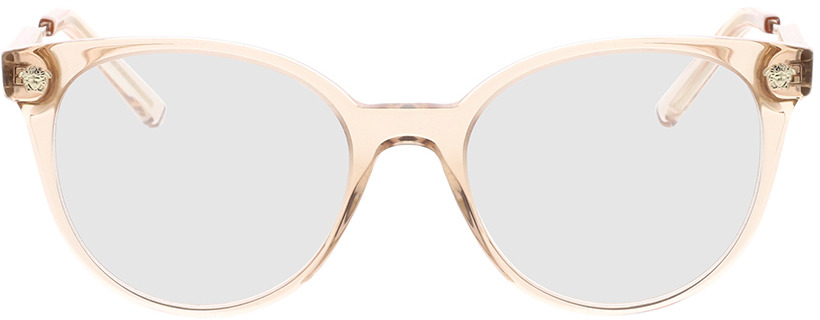 Picture of glasses model Versace VE3291 5215 51-18 in angle 0