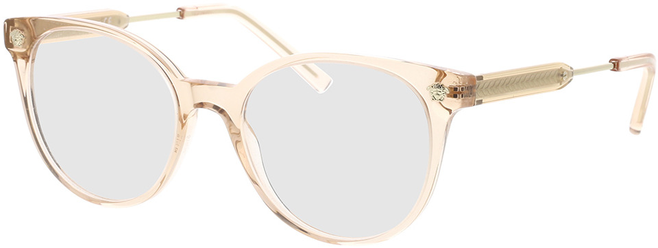 Picture of glasses model Versace VE3291 5215 51-18 in angle 330