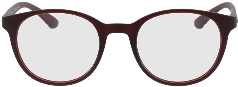 Picture of glasses model Calvin Klein CK19570 601 50-20 in angle 0