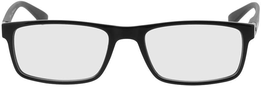 Picture of glasses model Calvin Klein CK19569 210 55-18 in angle 0