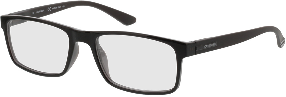 Picture of glasses model Calvin Klein CK19569 210 55-18 in angle 330