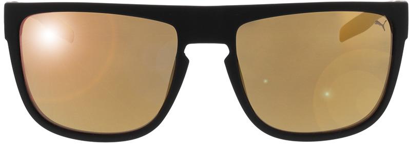 Picture of glasses model Puma PU0218S-002 57-19 in angle 0