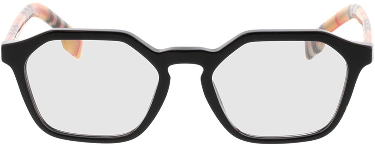 Picture of glasses model Burberry BE2294 3757 51-18  in angle 0