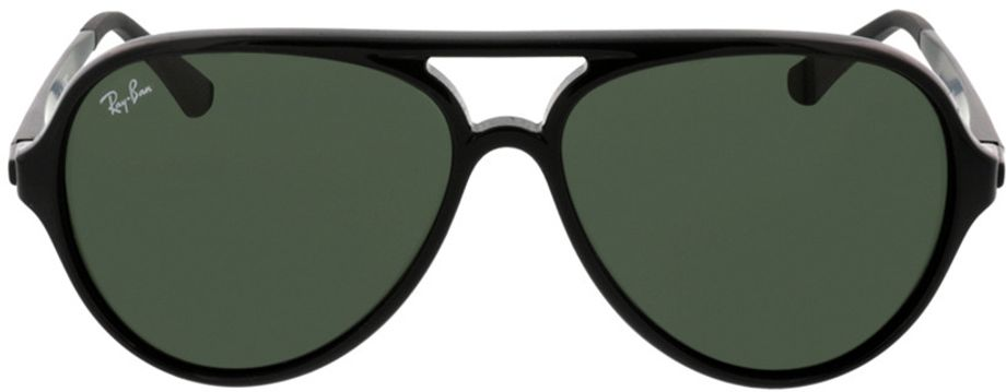 Picture of glasses model Ray-Ban RB4235 601 57-14 in angle 0