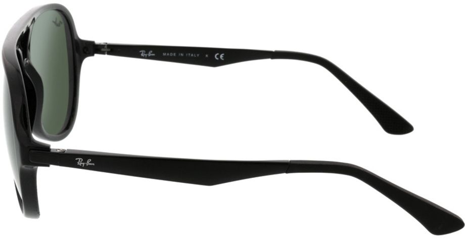 Picture of glasses model Ray-Ban RB4235 601 57-14 in angle 270
