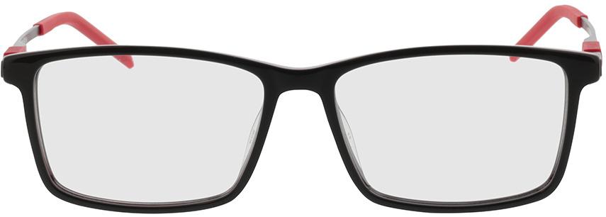 Picture of glasses model Hugo HG 1102 OIT 56-16 in angle 0