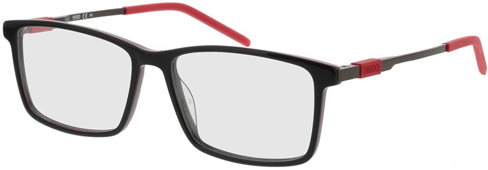 Picture of glasses model Hugo HG 1102 OIT 56-16 in angle 330