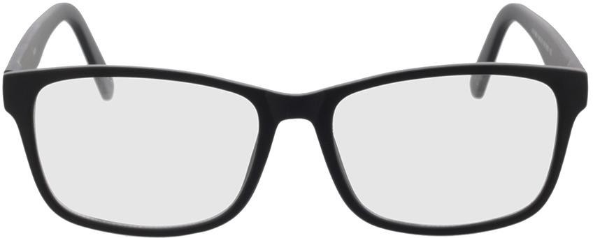 Picture of glasses model Nitro-schwarz in angle 0