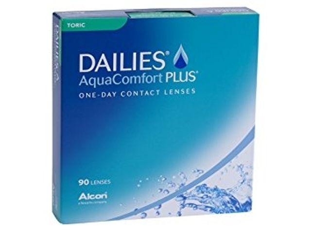 Dailies AquaComfort Plus Toric 90er Box