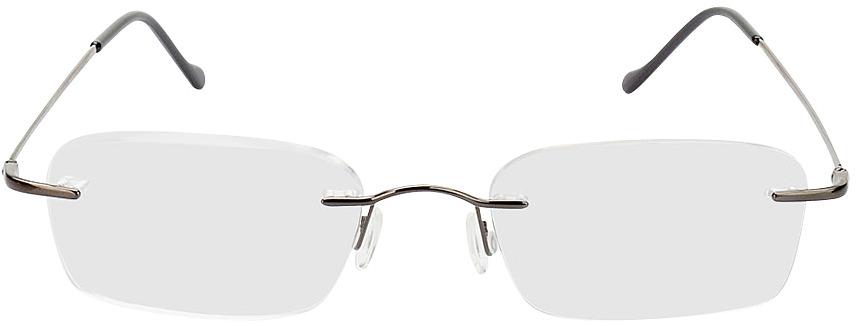 Picture of glasses model Bendigo pulver in angle 0