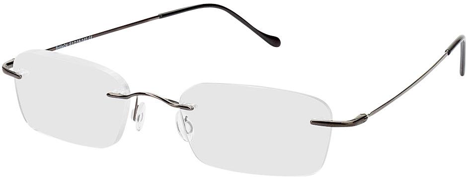 Picture of glasses model Bendigo pulver in angle 330