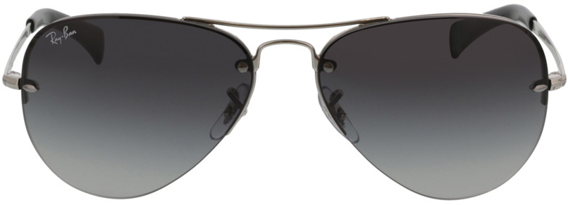 Picture of glasses model Ray-Ban RB3449 003/8G 59-14 in angle 0